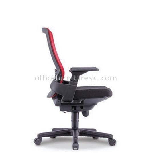 HEATHER 1 MEDIUM BACK ERGONOMIC MESH OFFICE CHAIR-ergonomic mesh office chair starling mall pj | ergonomic mesh office chair pudu plaza | ergonomic mesh office chair top 10 best recommended office chair