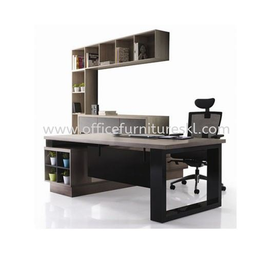 BELCO EXECUTIVE DIRECTOR OFFICE TABLE - Top 10 Best Comfortable Director Office Table | Director Office Table Sunway | Director Office Table Subang | Director Office Table Shah Alam