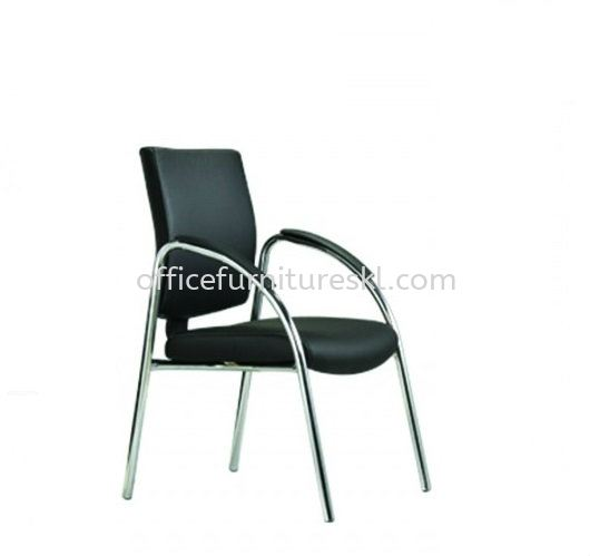 BRABUSS EXECUTIVE VISITOR LEATHER OFFICE CHAIR - office chair imbi   office chair happy garden   office chair promotion