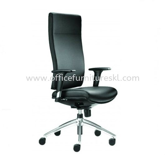 BRABUSS EXECUTIVE HIGH BACK LEATHER OFFICE CHAIR - office chair chan sow lin   office chair kerinchi office chair top 10 best comfortable office chair