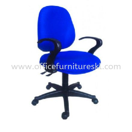 CONFERENCE FABRIC VISITOR CHAIR C/W ARMREST - Top 10 New Design | Top 10 New Design Kawasan Industri Kota Kemuning | Top 10 New Design Banting | Top 10 New Design Chan Sow Lin