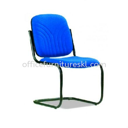 CONFERENCE FABRIC VISITOR CHAIR W/O ARMREST - Top 10 Best Comfortable Fabric Office Chair | Fabric Office Chair Puncak Alam | Fabric Office Chair SS2 PJ | Fabric Office Chair Kuchai Entrepreneurs Park