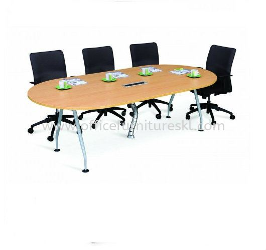 INULA OVAL MEETING TABLE