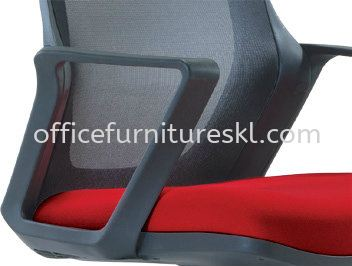 RIA SPECIFICATION - LOOP TYPE PP ARMREST WITH ENSURING ARM SUPPORT COMFORT
