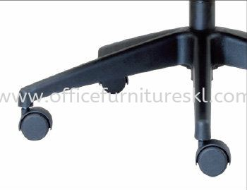 TALENT SPECIFICATION - THE ROCKET NYLON BASE ENHANCE STABILITY OF THE CHAIR
