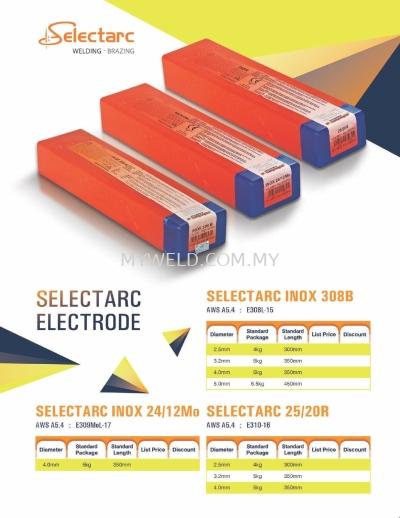 Selectarc Welding Electrode