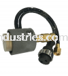 Euro Connector for Pana Fitting EURO CONNECTOR & MIG RED HANDLE MIG TORCH & PARTS ACE WELD