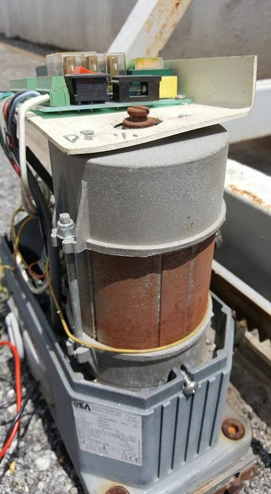 DEA gulliver sliding motor . Puchong