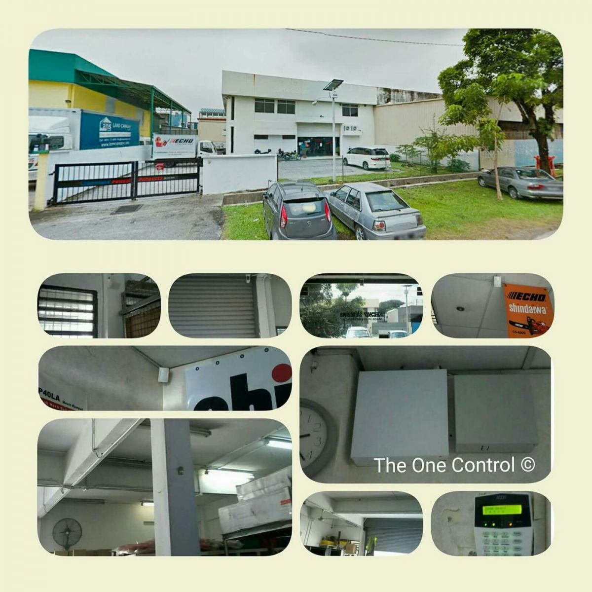 27 Feb 2017 . Security Alarm System . Complete Set with Wiring - Factory . Puchong .