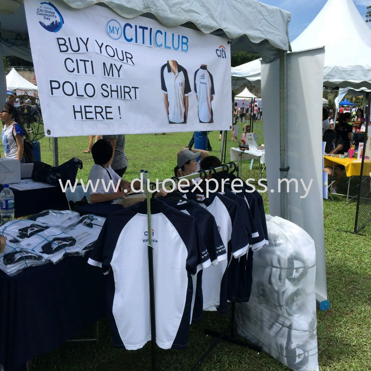 Corporate Event T-shirt