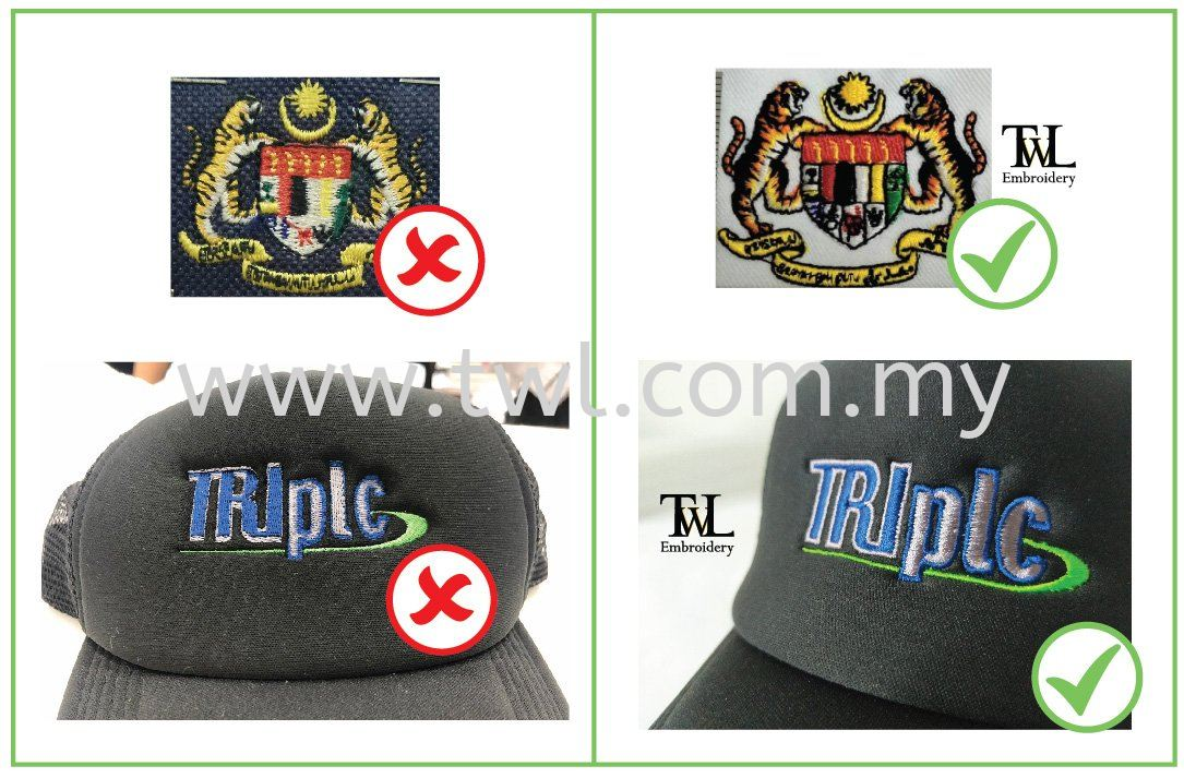 Embroidery Specialize