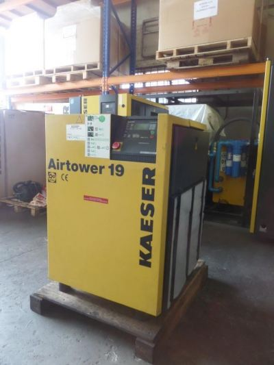 15 hp screw air compressor