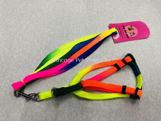 5127 Harness & Leash