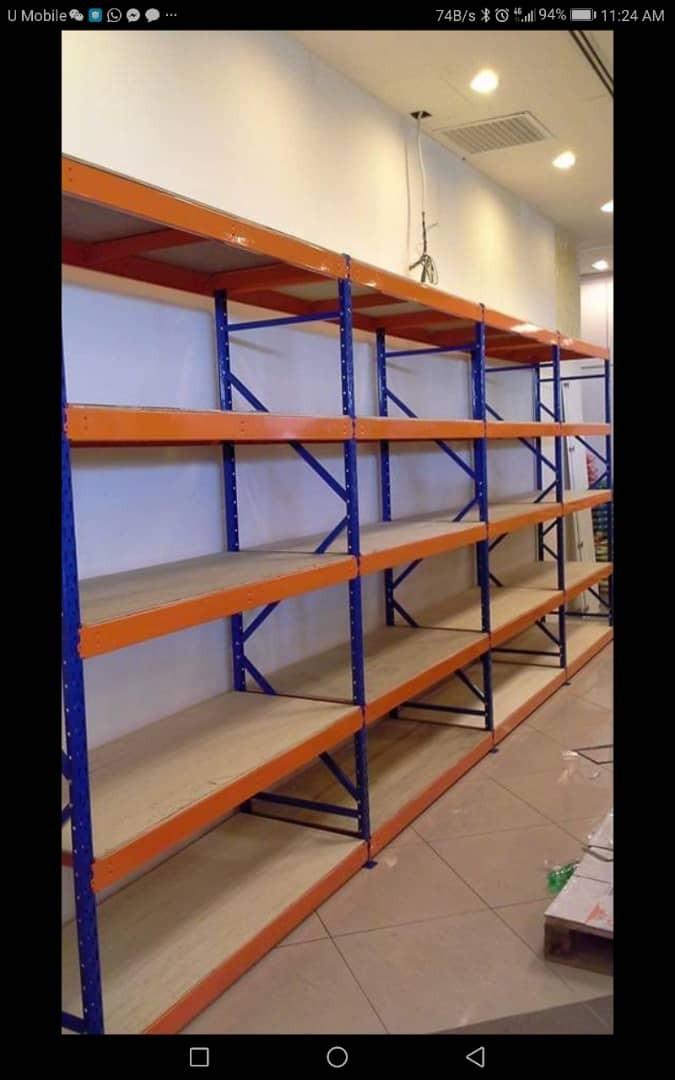 shelving rack