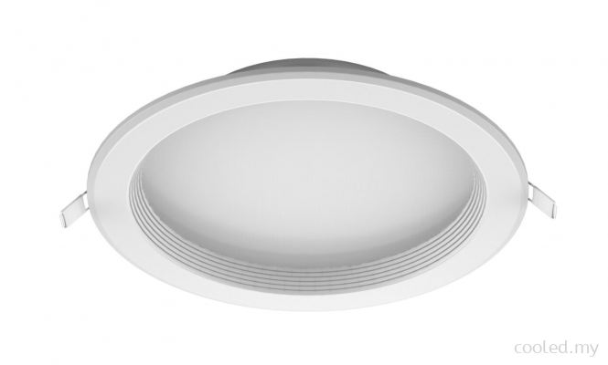 "lumiDL3000 28W 8"" LED Downlight"