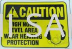 Caution Sign Safety Signage