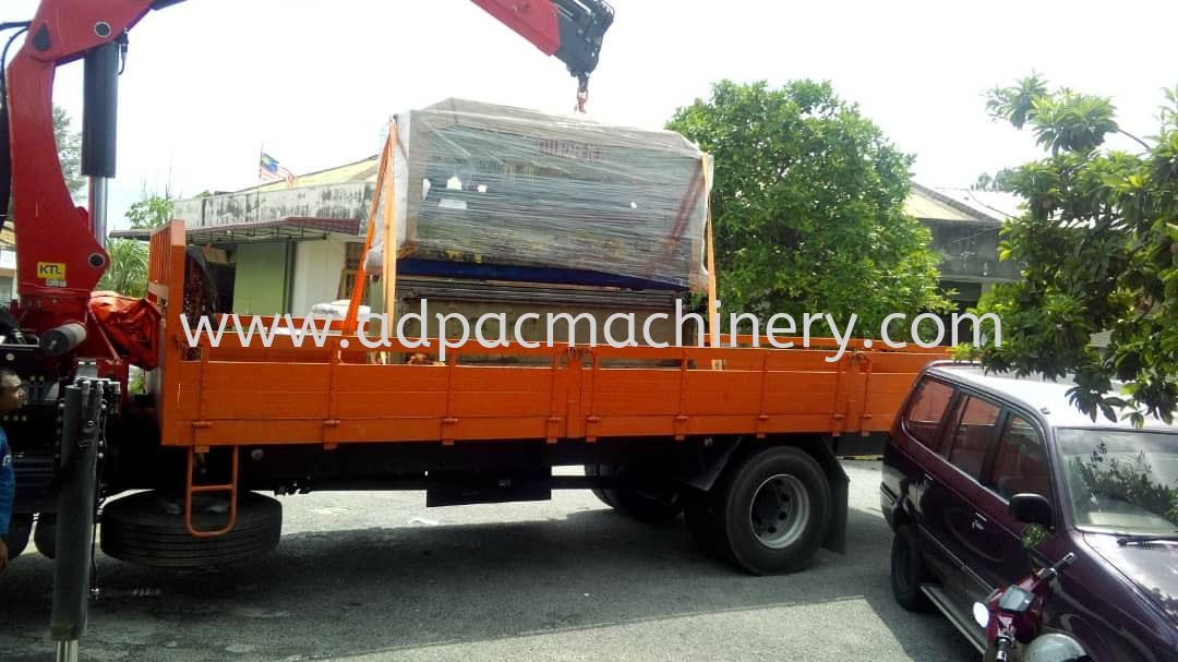 Moving Out Used Hydrabend To East Malaysia