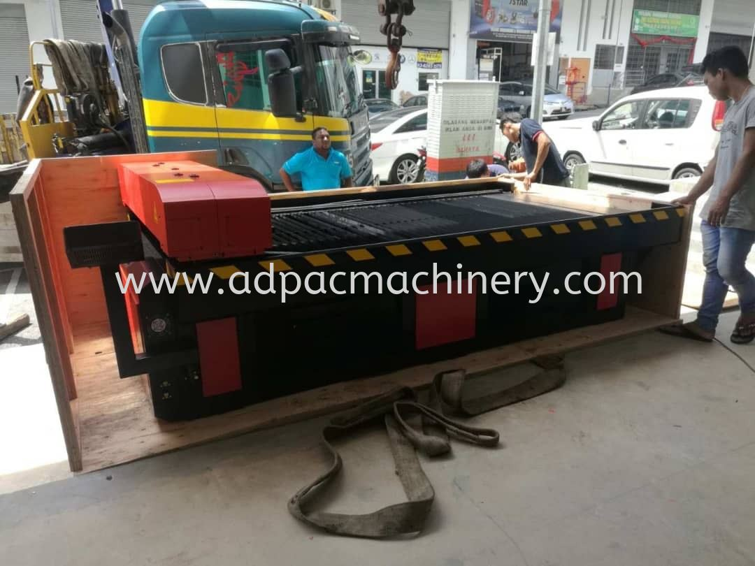 Arrival of New CO2 Laser Cutting Machine