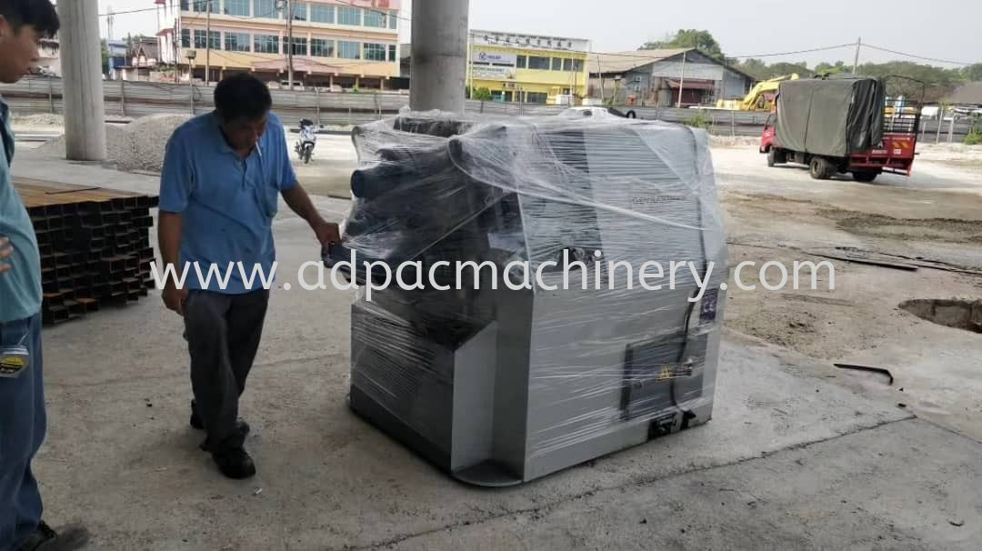 Delivery of Used Profile Rolling Machine