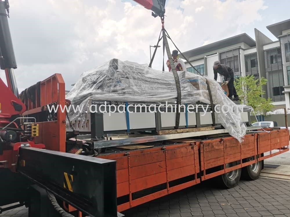 Delivery of APM CNC Router
