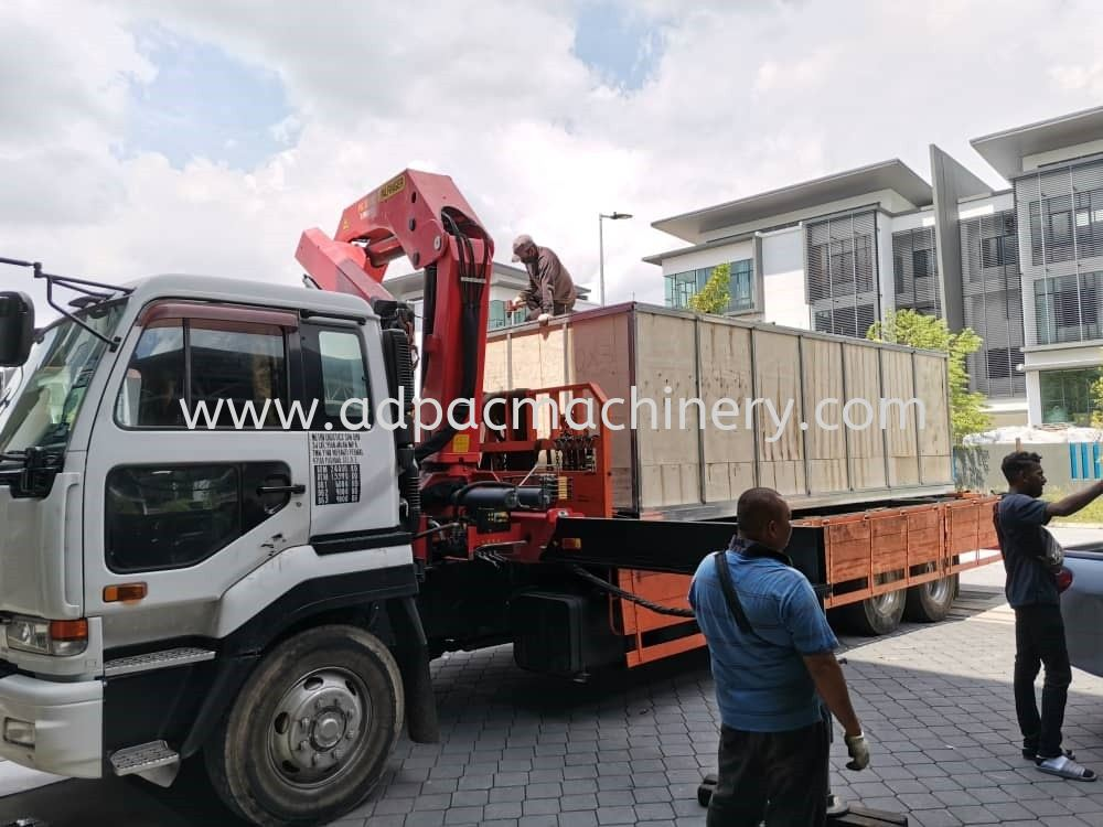 Arrival of New APM CNC Router