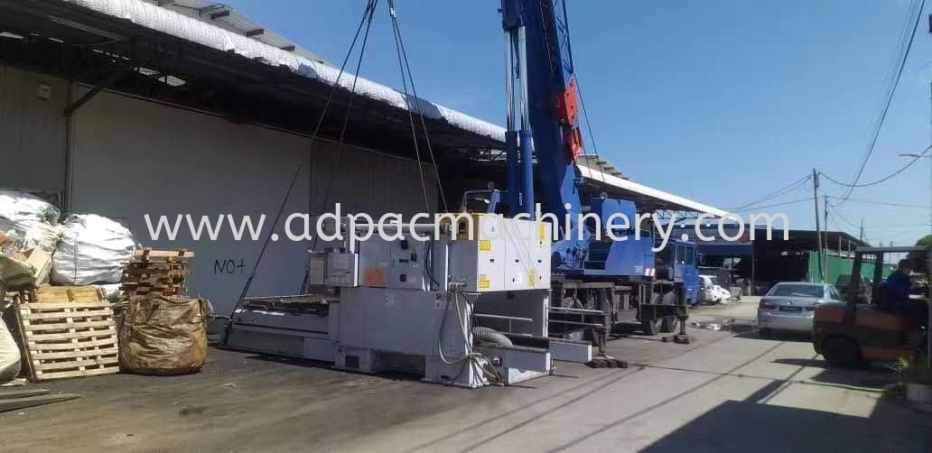 Delivery of Used CO2 Laser Cutting Machine
