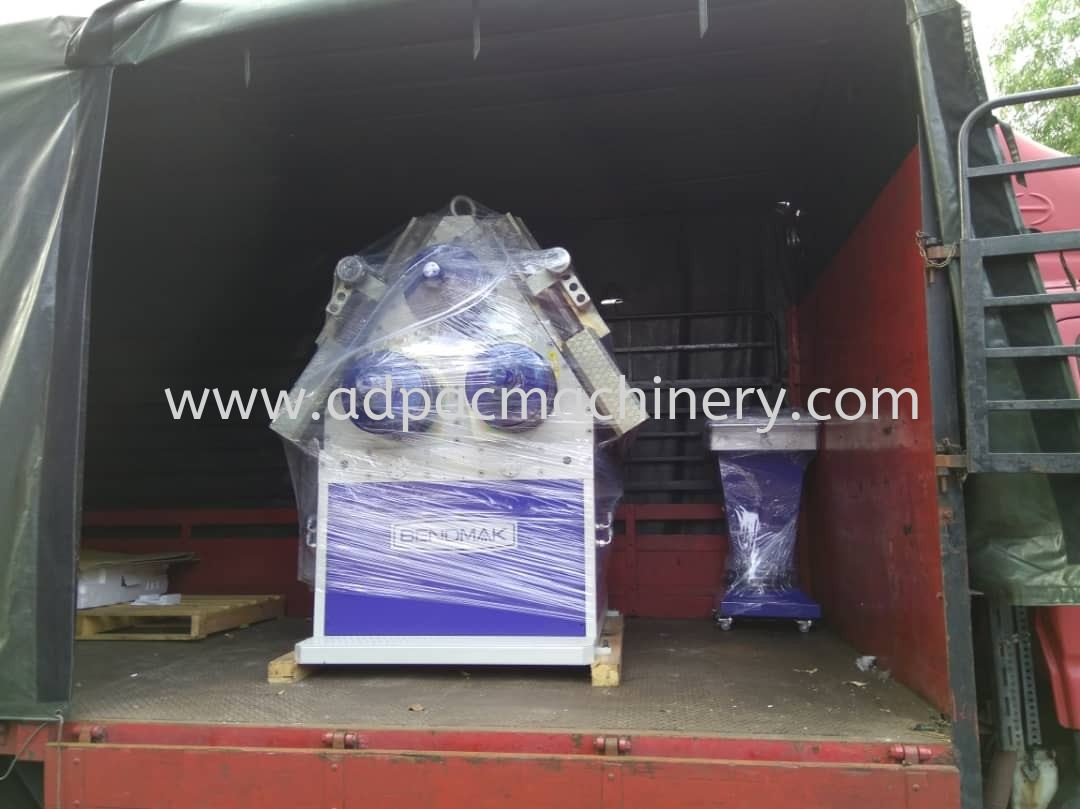 Delivery of New Turkey Profile Rolling / Bending Machine