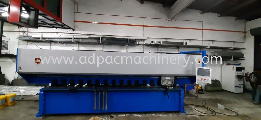 Delivery of APM V-Cutting Machine
