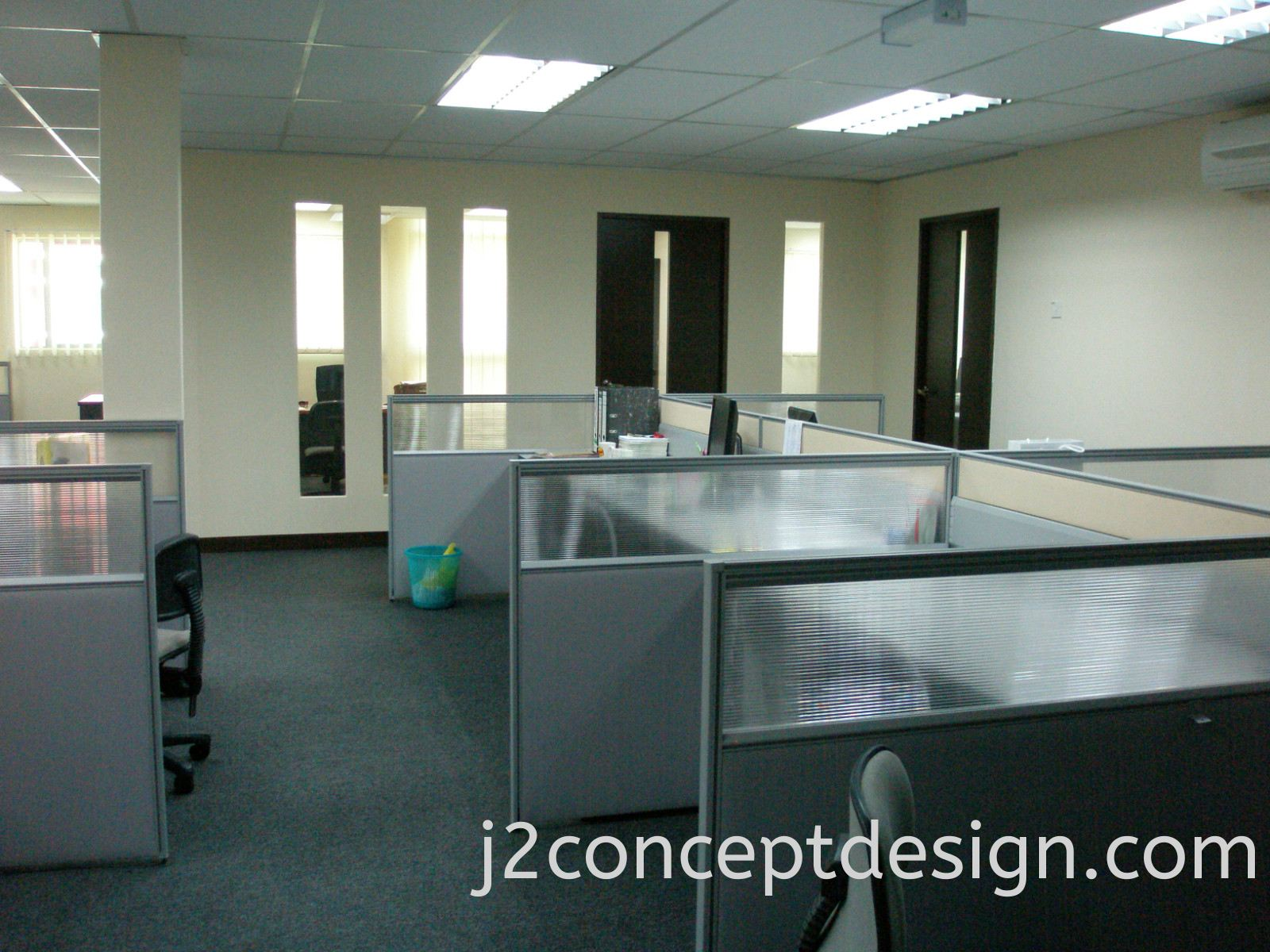 Interior Design & Office Design Malaysia @ General Office 4