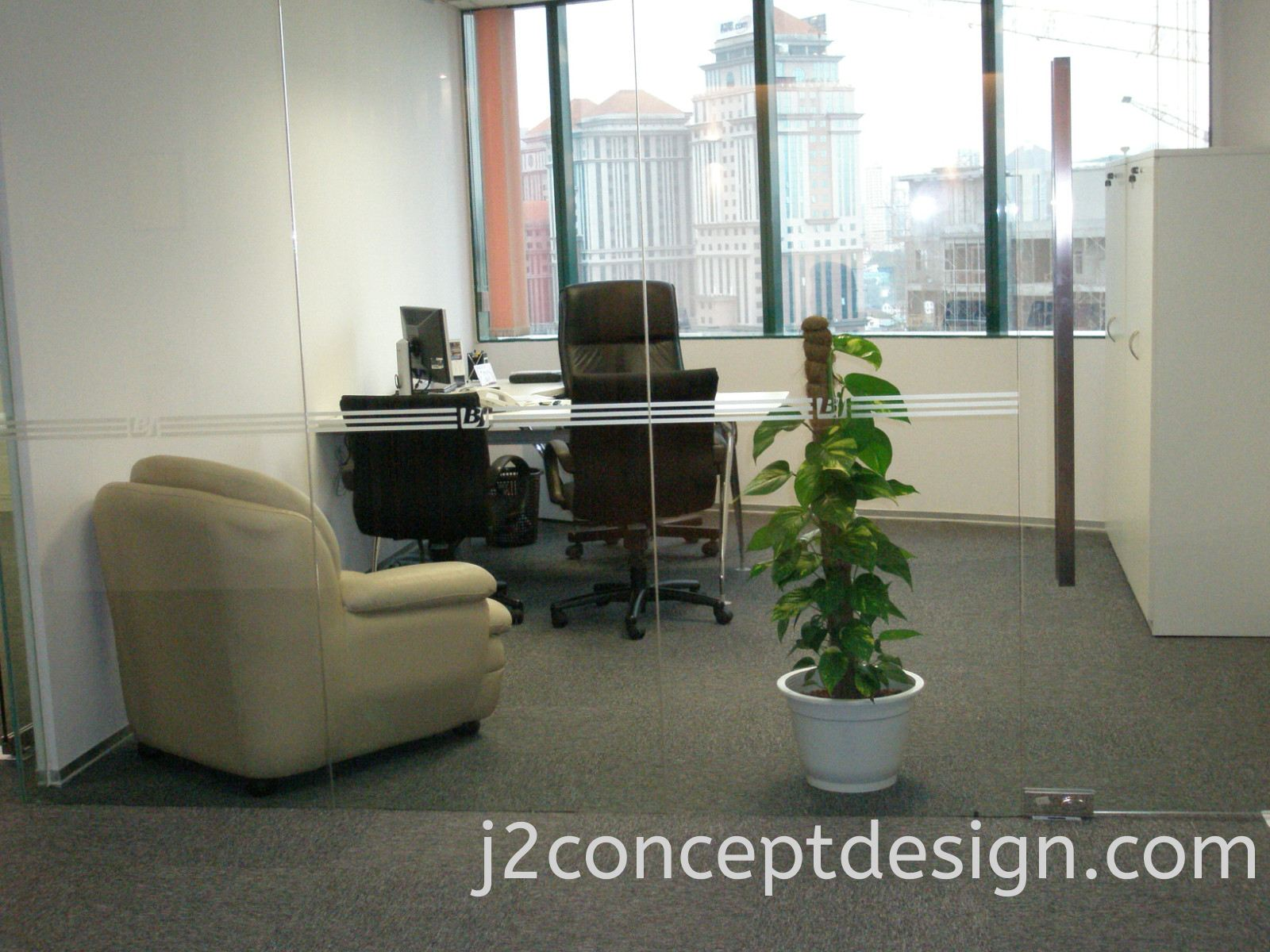 Interior Design & Office Design Malaysia @ Engineer Room View 2