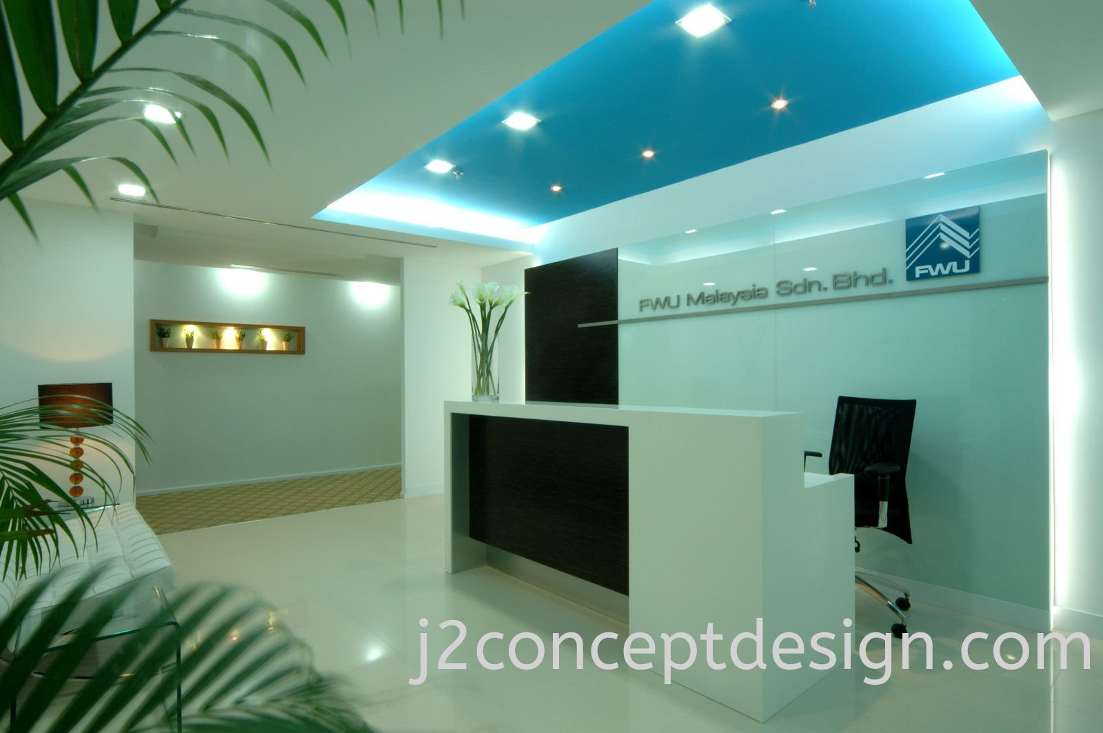 Interior Design & Office Design Malaysia