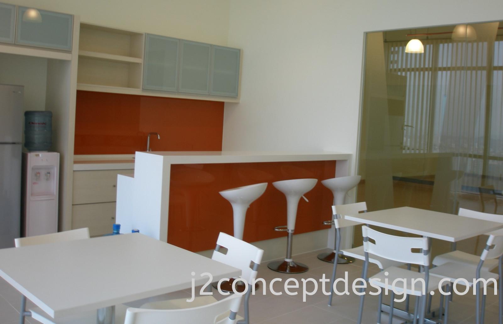 Interior Design & Office Design Malaysia @ Pantry