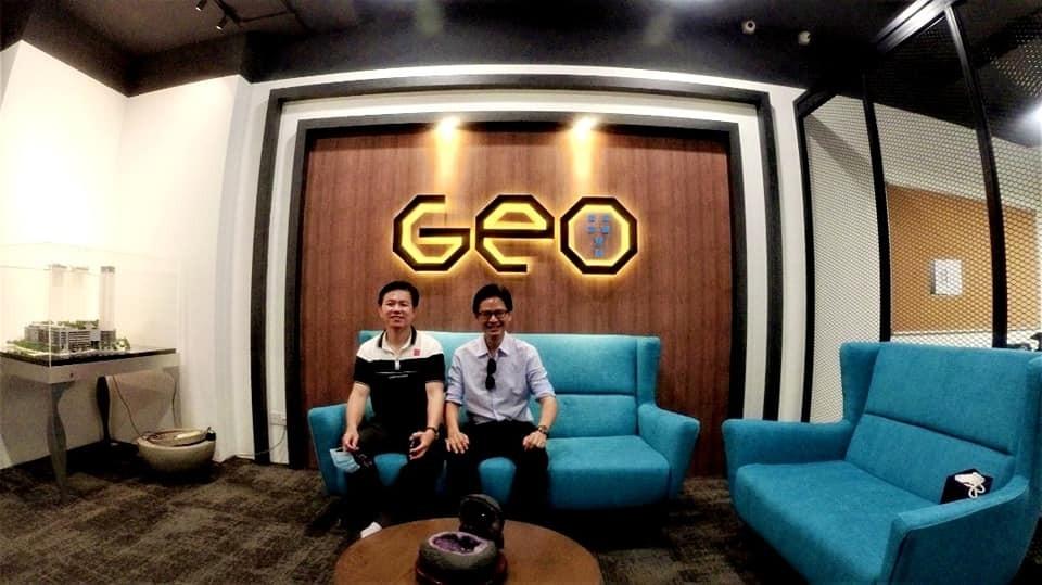 GEO Bukit Rimau - Shim Woon Choon
