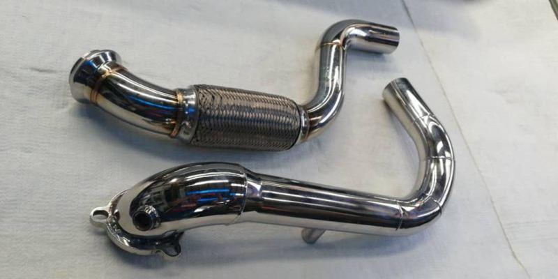 A250 & A200 Stainless Steel Down Pipe