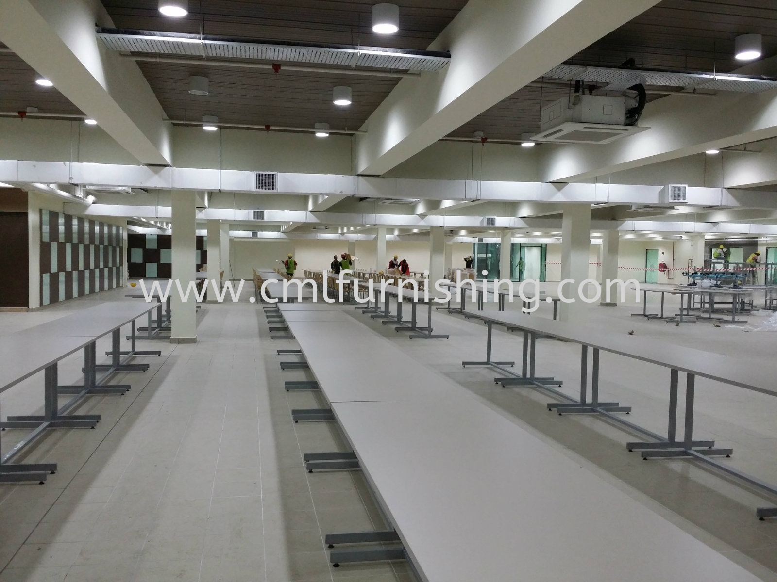 Dining Table , Roller Blinds , Cubicle Curtain Track System