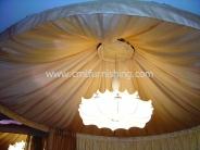 Ceiling Curtain , Valance , ADO Germany String Curtain