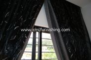 Sheer with Curtain