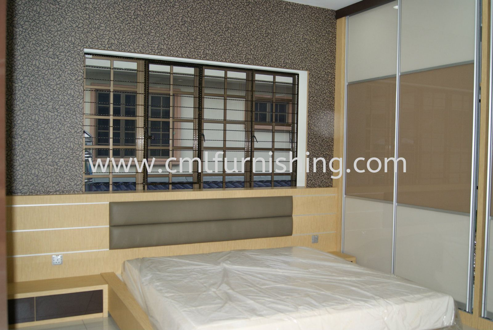 Wall Panel , Sheer With Curtain , Roller Blinds