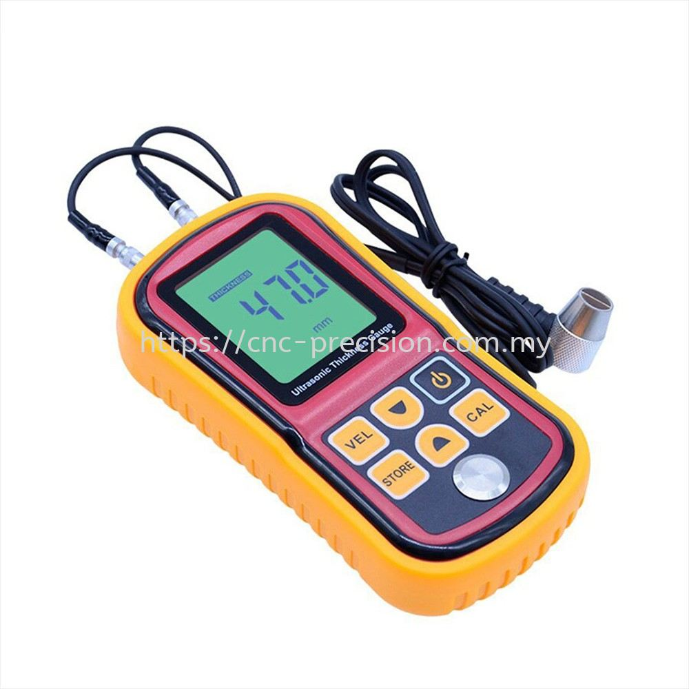 Portable Ultrasonic Thickness Tester (1mm ~ 300mm)