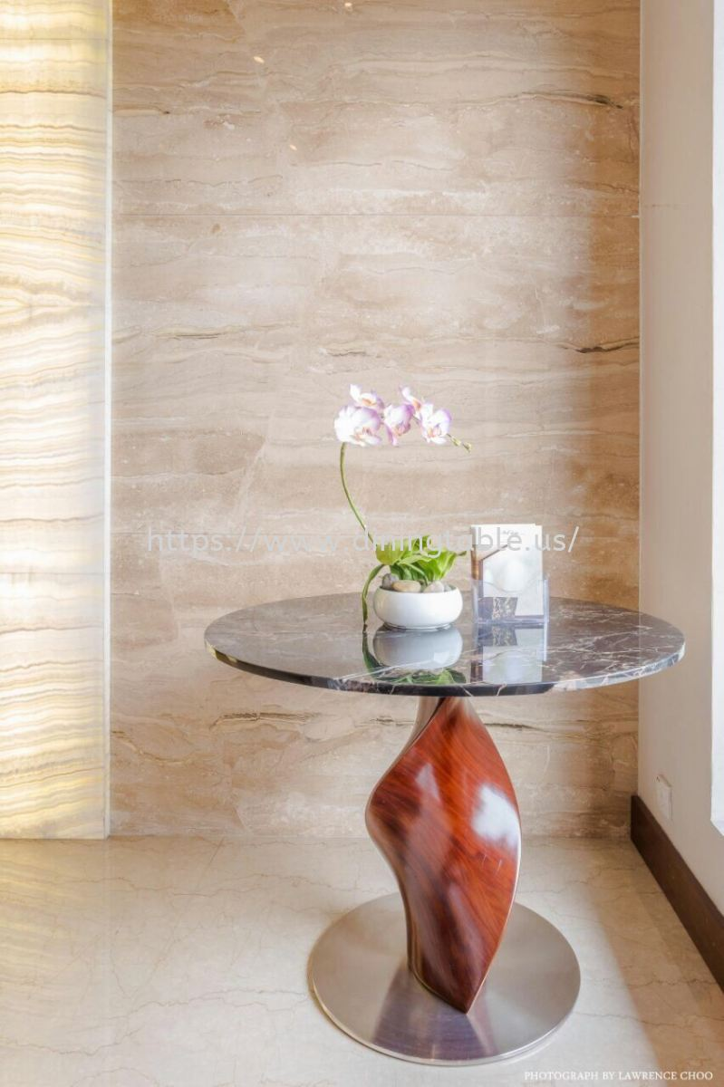Luxury Marble Table Main Showroom