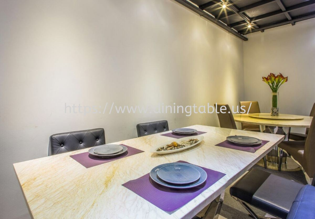 Premium Marble Table Showroom 2