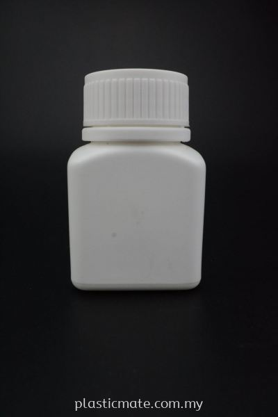 90ml Pharmaceutical Tablet / Capsule Bottles : .3147