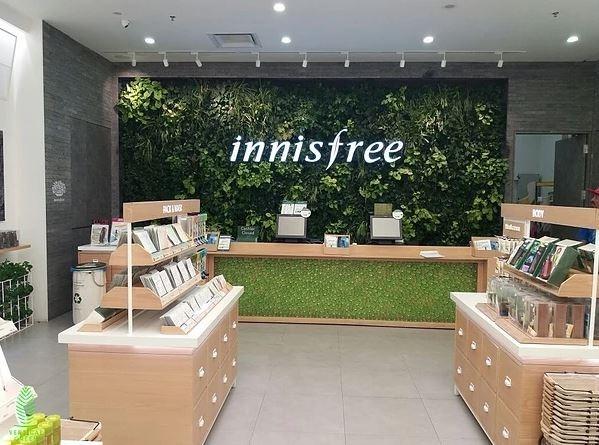 Innisfree Paradigm Mall