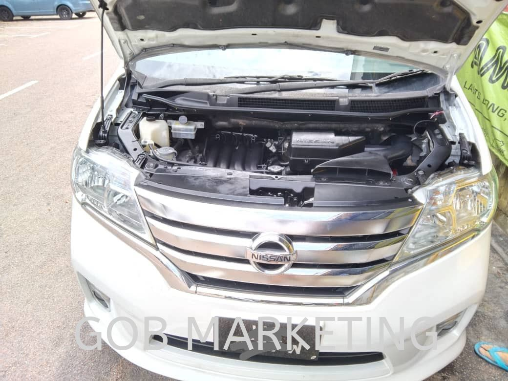 Nissan Serena officially using special formulation Battery, S95