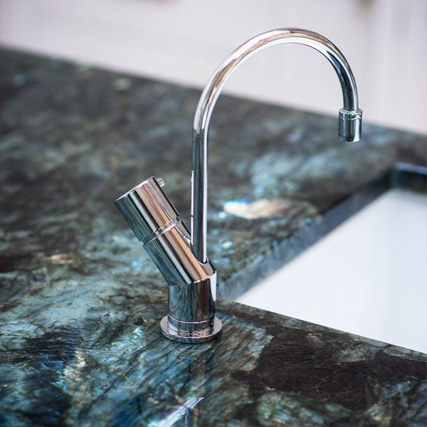 Lemurian Quartzite Sink