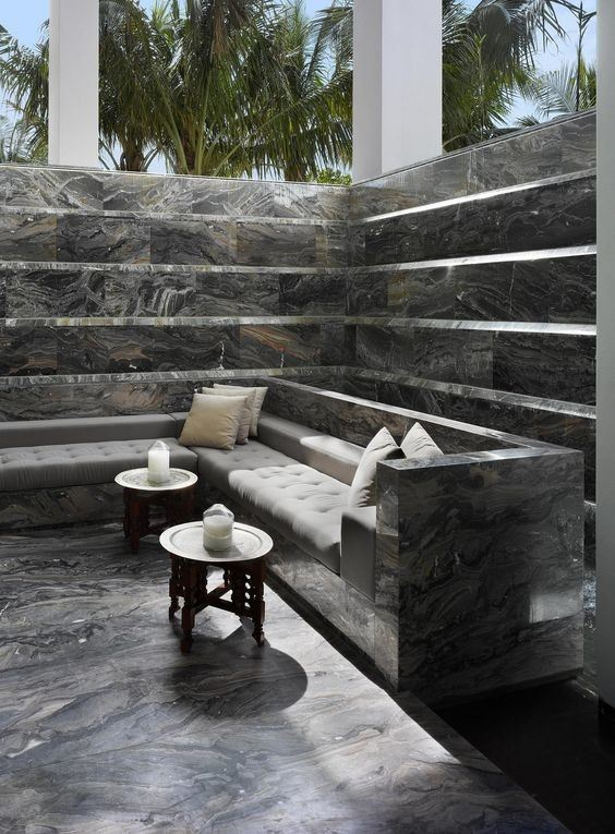 Orobico Marble Staircase