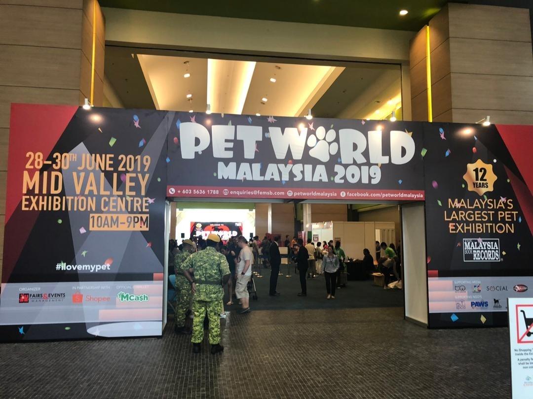 Pet World 2019