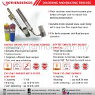 Rothenberger Soldering & Brazing Torch