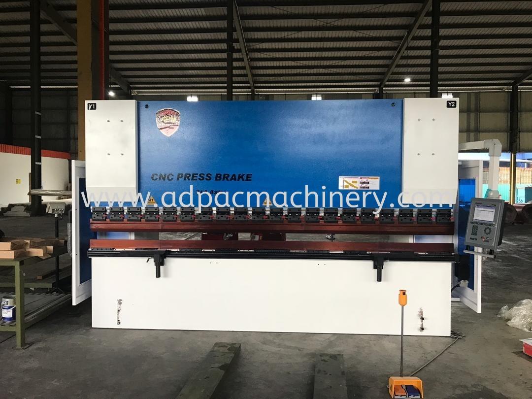 Arrival Of New CNC Pressbrake in Kota Kinabalu