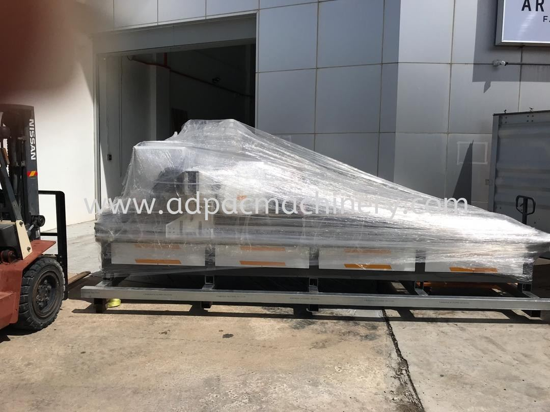 Arrival of New CNC Router in Sabah